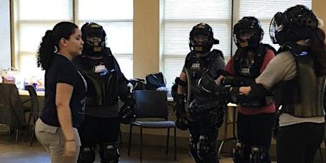 RAD Women's Self Defense Class - March 5th, 12th, 19th, 26th (6pm-9pm) tickets