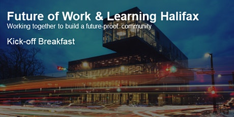 Future of Work + Learning Kickoff Event tickets