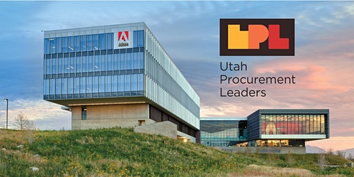 Utah Procurement Leaders hosted at Adobe Lehi