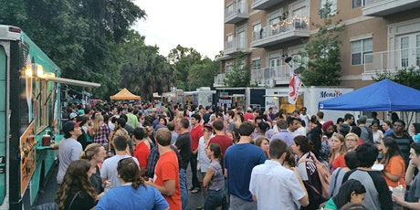 The ORIGINAL GVILLE FOOD TRUCK RALLY benefiting Aces in Motion tickets