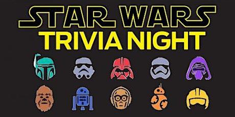 Star Wars Trivia at Guac y Margys tickets