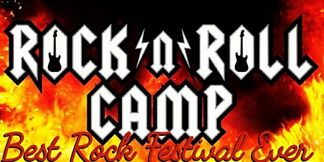 Rock n Roll Camp music Festival tickets