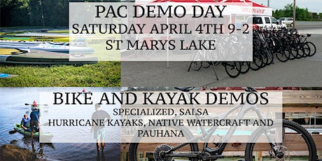 PAC Demo Day tickets