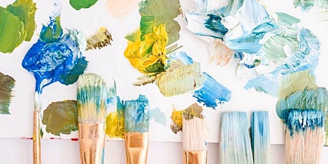Abstract Painting Class w/ Missy Monson Choose Morning or Afternoon Session tickets
