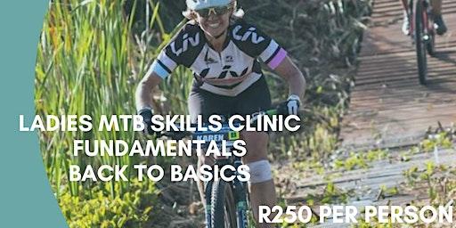 Dirt School Ladies MTB Skills Clinic
