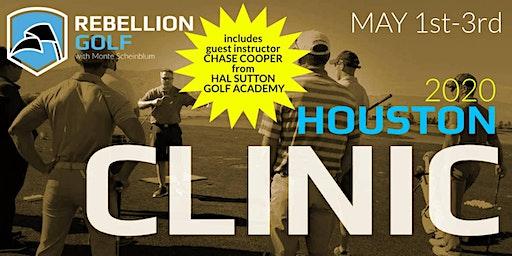 Rebellion Golf Clinic with Monte Scheinblum & Chase Cooper