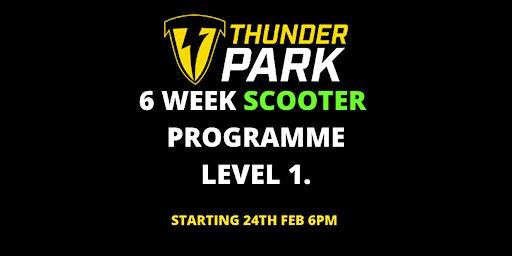 6 week Stunt Scooter programme ( Level 1)