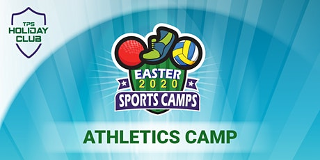 Athletics Camp - Easter 2020 tickets