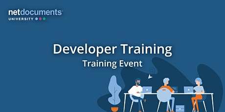NetDocuments Developer Training | Virtual | Dec 7–10, 2020 tickets