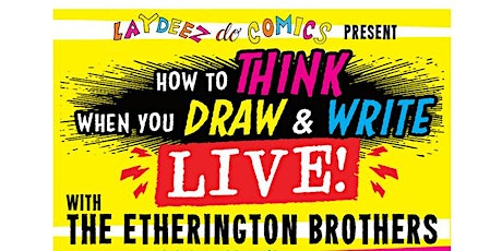 BRISTOL Laydeez Do Comics with the Etherington Brothers  tickets