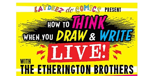 BRISTOL Laydeez Do Comics with the Etherington Brothers