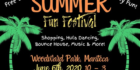 Cancelled Summer Fun Festival 2020 Cancelled tickets