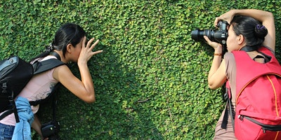 Photography Fun 3-Day Kids' Workshop for ages 9-12