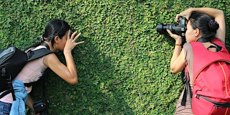 Photography Fun 3-Day Kids' Workshop for ages 9-12 tickets