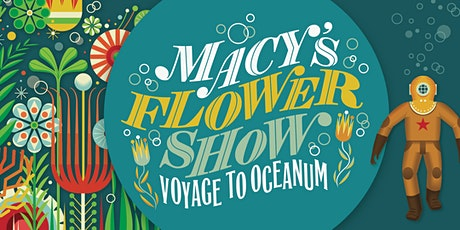 Flower Show: The Sea Forager Demonstration tickets