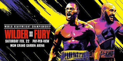 D & B Springfield Wilder vs Fury II