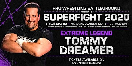 Pro Wrestling Battleground: SuperFight 2020 tickets