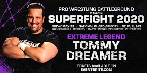 Pro Wrestling Battleground: SuperFight 2020