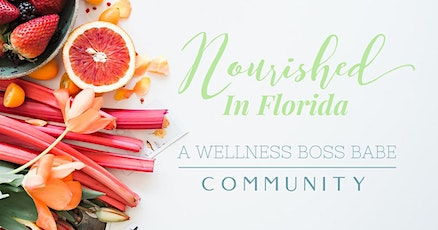 Nourished Event at The Bar Method Winter Park tickets