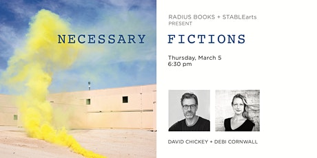 NECESSARY FICTIONS tickets
