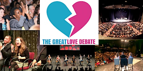 The Great Love Debate World Tour Returns To Dallas! tickets