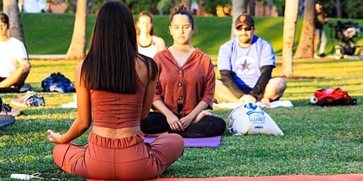 Sunset Weekly Meditation Class (South Pointe Park) FREE