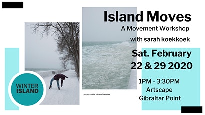 Island Moves: A Movement Workshop by sarah koekkoek tickets