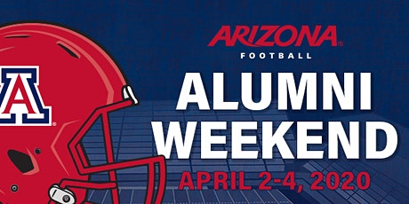 2020 Football Alumni Weekend tickets