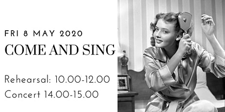 Come and Sing (Songs from the Forties) tickets