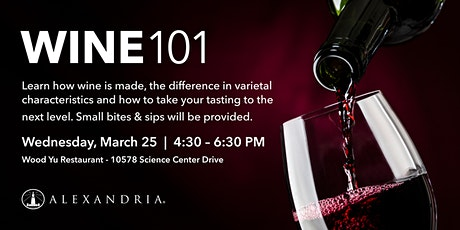ARE Beer & Wine Club: Wine 101 Event tickets