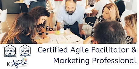 Cert. Agile Facilitator & Marketing (ICP-ATF/ICP-MKG) (22-25 Jun 2020) biglietti