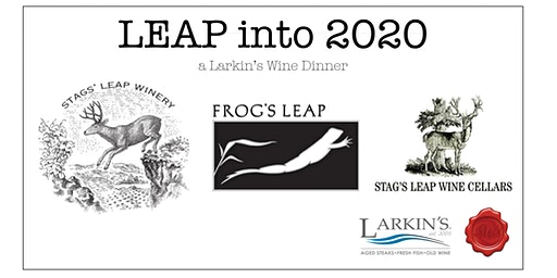 LEAP into 2020 Wine Dinner