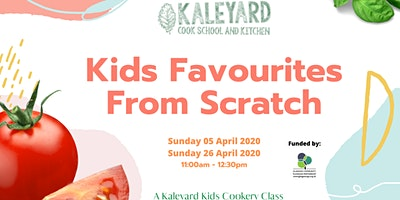 Kids Faves Done From Scratch