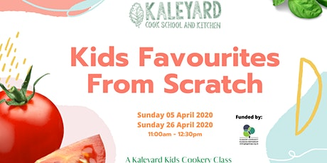 Kids Faves Done From Scratch tickets