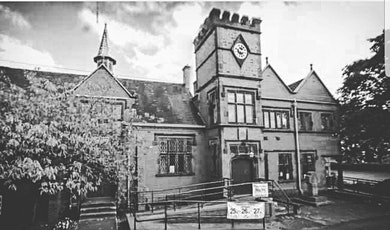Ghost Hunt At The Barlow Institute tickets