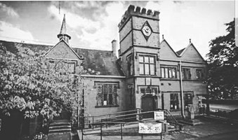 Ghost Hunt At The Barlow Institute