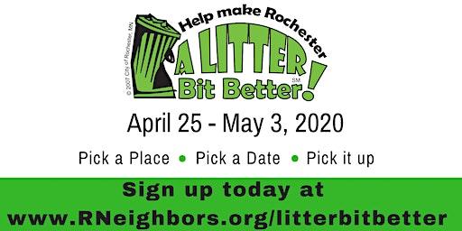 Litter Bit Better 2020 NE