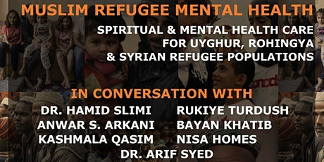 Muslim Refugee Mental Health: Challenges & Solutions tickets