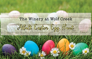 Adult Easter Egg Hunt April 4