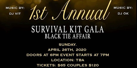 The Survival Kit Gala tickets