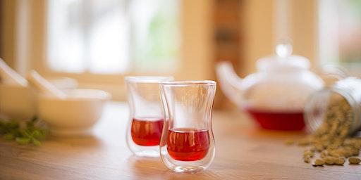 Tea Blending 2 pm