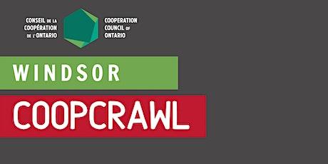 CoopCrawl - Windsor tickets