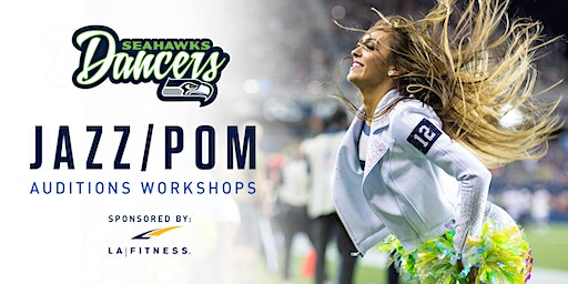 2020 Seahawks Dancers Jazz/Pom Audition Workshop