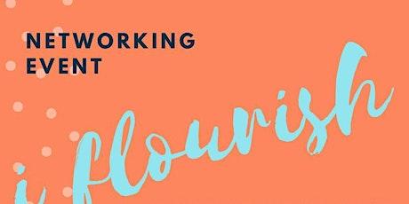 I Flourish networking event tickets