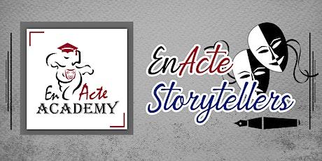 EnActe Storytellers Launch tickets