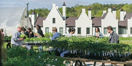 Serenbe Farms Plant Sale tickets