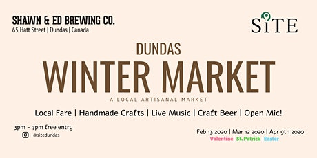 Dundas Winter Market tickets