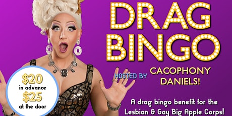 Drag Bingo! tickets