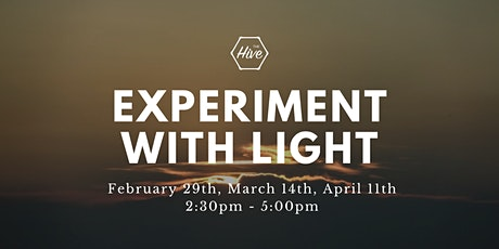 Experiment with Light:  A Quaker Meditation Practice for Inner Guidance and Discernment tickets
