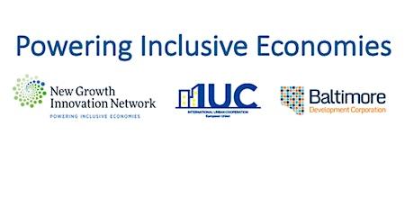 Powering Inclusive Economies tickets